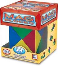 Popular Playthings Mag-Blocks 24-piece Play Set - $19.75