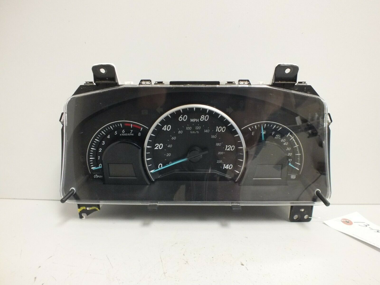 Primary image for 13 14 2013 2014 TOYOTA CAMRY LE 2.5L INSTRUMENT CLUSTER 83800-0X620 #1656D