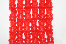 GUMMY BEARS CHERRY FLAVORED, 5LBS - $20.29