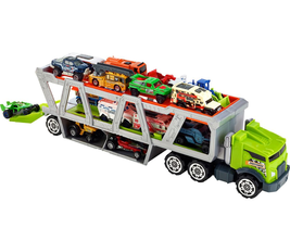 Mattel Matchbox Transporter with 20 Matchbox Cars ~ Free Shipping - $45.54