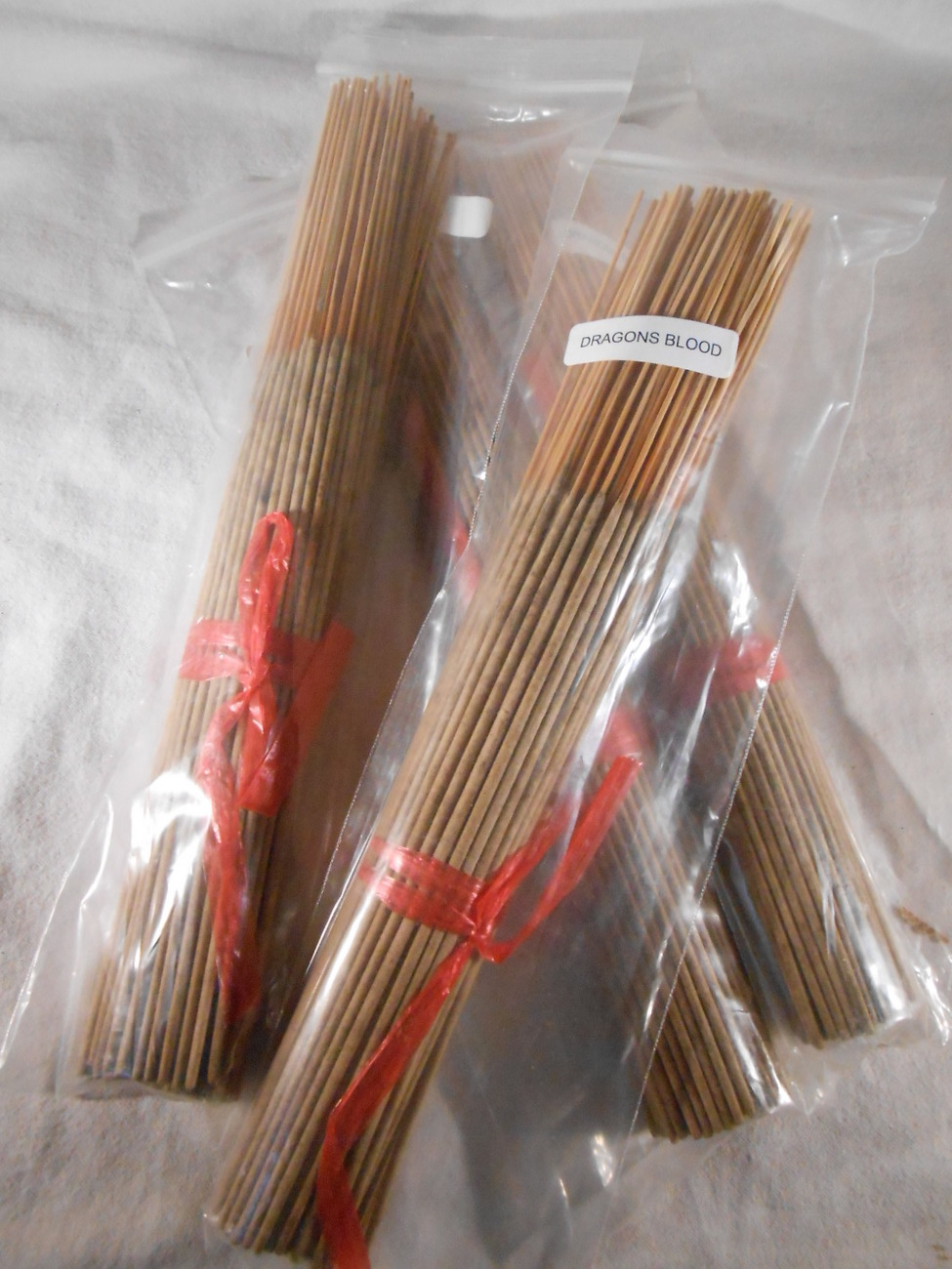 Primary image for DRAGON BLOOD INCENSE Pack Of 20 Sticks Dragon's Blood WICCA (#12873)