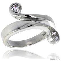 Size 7 - Highest Quality Sterling Silver 5/8 in (16 mm) wide Right Hand ... - $53.77