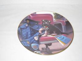 """Vintage The Hamilton Collection """"Puppy Patrol"""" ... - $17.75"""