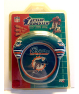 Miami Dolphins NFL Neoprene Jersey Coasters Set of Two   - $15.00