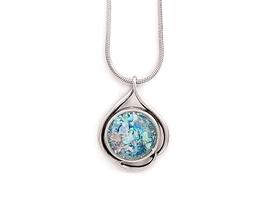 "18"" Ancient Roman Glass Necklace - $78.00"