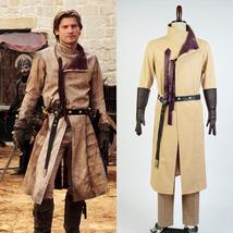 Game of Thrones Kingslayer Ser Jaime Lannister Cosplay Costume For Adult Men - $108.00