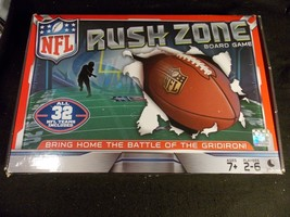 NFL Rush Zone Board Game from Toy Island (2013) Conmplete/Great Condition - $13.09