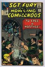 Sgt Fury and His Howling Commandos #21 ORIGINAL Vintage 1965 Marvel Comics - $29.69