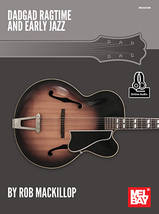 DADGAD Ragtime And Early Jazz Book/Online Audio... - $15.99