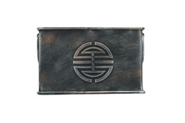 Cute Rectangular Metal Double Happiness Chinese... - $29.69
