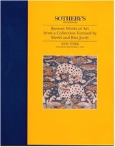 Sothebys NY catalog KOREAN Antiques The Jordt C... - $9.89