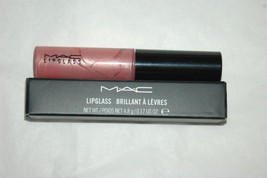 MAC Lipglass Lipgloss ~ En Point ~ NIB - $12.99