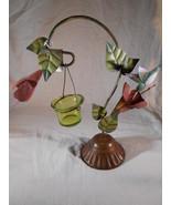 HUMMINGBIRD TEALIGHT HOLDER Candle Lighting BIRD Home Decor Tea Light (#... - $10.00