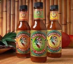 Jamaican pickapeppa sauce gift set 5fl oz X (3 bottles) - $21.00