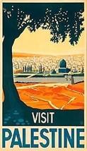 Visit Palestine Magnet - $7.99