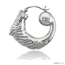 Sterling Silver High Polished Medium Horse Head  - $79.42