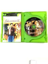 Shenmue II Microsoft Xbox, 2002 Game Case Manual Tested Working image 3