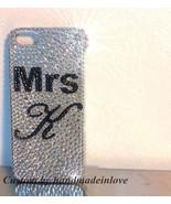 iPhone 6s Plus Case Customize Clean Swarovski monogram i Phone 6 6s 5s 4... - $25.00