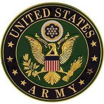 "U.S. Army Medallion Emblem (4"") - $18.80"