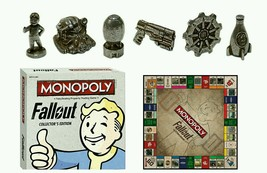 Fallout 4 Collector's Edition Monopoly Board Game GameStop Exclusive - V... - $59.95