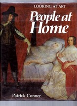 People at Home by Patrick Connor  Looking at Art Series HC - $6.44