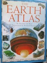 Earth Atlas by Susanna Van Rose Dorling Kindersley  - $4.28