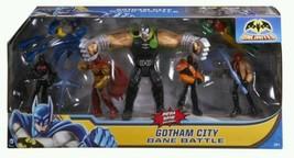 Batman Unlimited 2014 Gotham City Bane Battle A... - $47.95