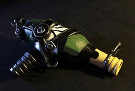 LOL Mafia Jinx Zap Gun Cosplay Replica Weapon Prop for Sale - $165.00