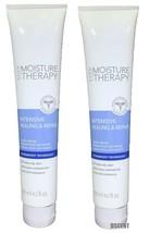 Avon Moisture Therapy Intensive Healing & Repair Hand Cream Pack of 2 tubes 4oz - $12.86