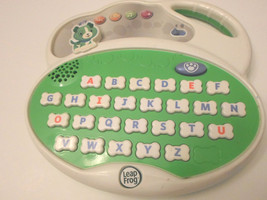 Leap Frog Learning Discoveries Scout Alphabet Learning Laptop Computer - $9.99