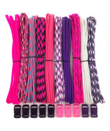 100ft Custom Paracord DIY Kit and Paracord Accessories - 100' 550 Made i... - $17.99