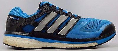Adidas Glide Boost 6 Men's Running Shoes Size US 14 M (D) EU 49 1/3 Blue
