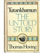 Tutankhamun The Untold Story by Thomas Hoving H... - $4.99