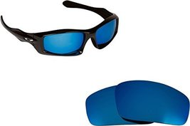 New SEEK OPTICS Replacement Lenses Oakley MONSTER PUP - Blue - $13.34