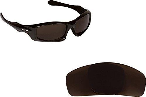 New SEEK OPTICS Replacement Lenses Oakley MONSTER PUP - Brown - $13.34