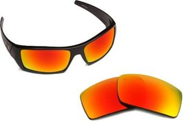 New Seek Optics Replacement Lenses Oakley Gascan   Polarized Red - $18.30
