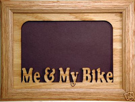 """Me and My Bike"" Picture Frame 5x7 - $31.95"