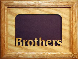 Brothers Family Picture Frame 5x7 - $31.95