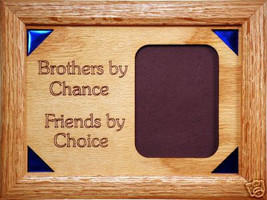 """Brothers Poem"" Family Picture Frame 5x7 - $31.95"