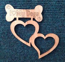 """I Love My Dogs"" Pet Refrigerator Magnet - $12.95"