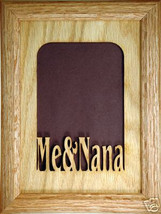 """Me and Nana"" Picture Frame 5x7 - $31.95"