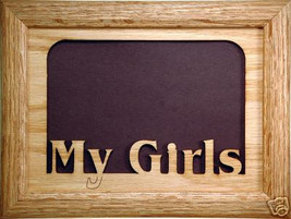 """My Girls"" Picture Frame 5x7 - $31.95"