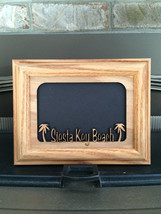 Personalized Tropical Beach Picture Frame 5x7 - $35.95