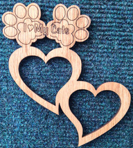 """I Love My Cats"" Pet Refrigerator Magnet - $12.95"