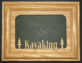 """Kayaking"" Picture Frame 5x7 - $31.95"