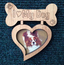 """I Love My Dog"" Refrigerator Magnet - $9.95"