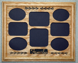 """""""Family"""" Picture Frame and Matte 11x14 - $59.95"""
