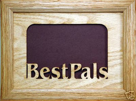 """""""Best Pals"""" Picture Frame 5x7 - $31.95"""