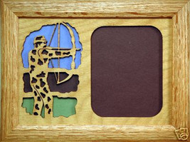 """""""Bow Hunting"""" Picture Frame 5x7 - $31.95"""