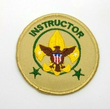 Boy Scouts Patch - Instructor - BSA - $3.47